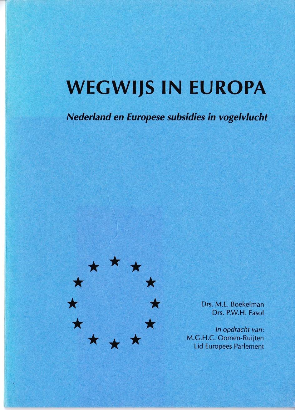 Wegwijs in Europa