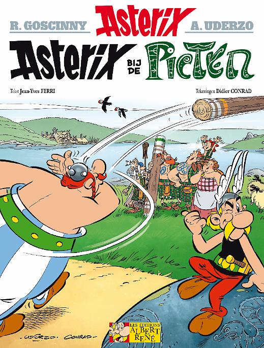 Asterix en de Picten