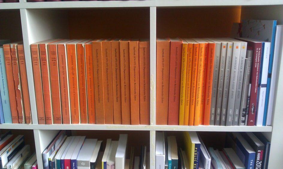Oranje boeken