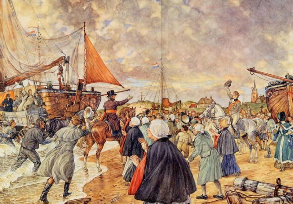 Willem I Scheveningen
