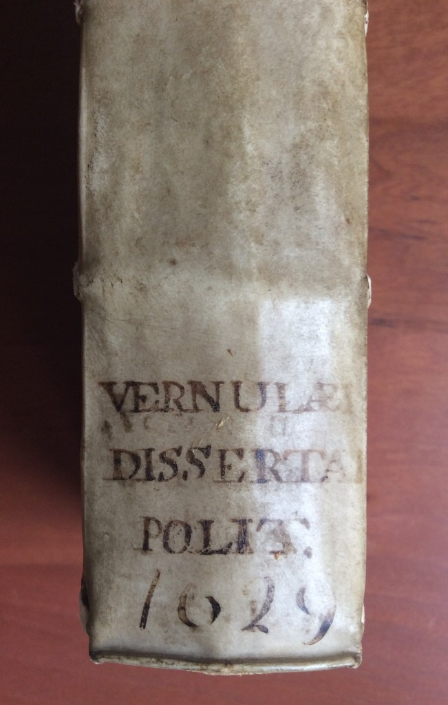 Vernulaeus diss.