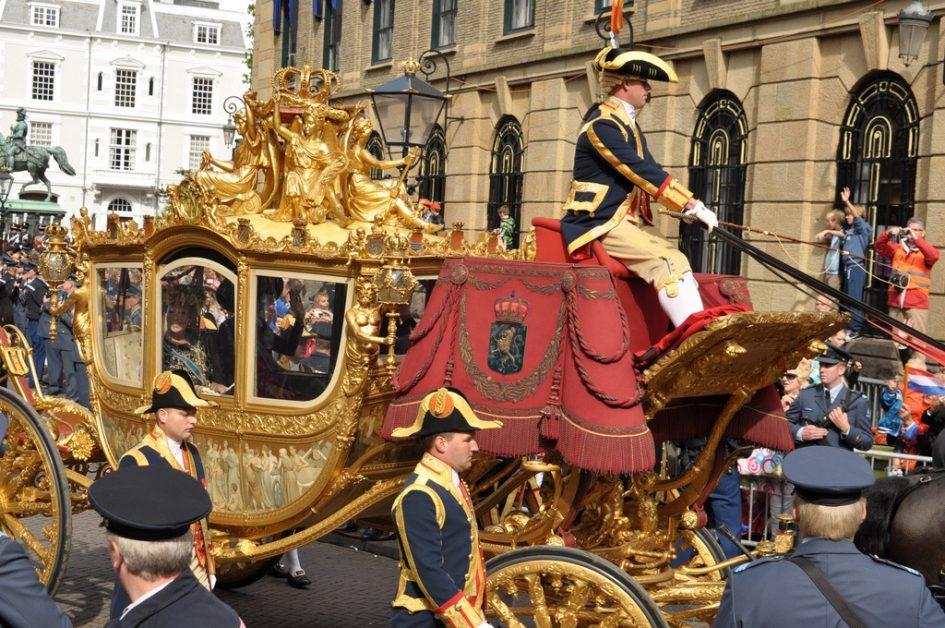 Prinsjesdagquiz. Gouden Koets.