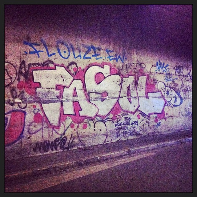 Fasol grafitti