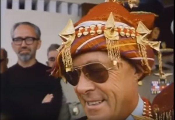 Wim Fasol en Prins Bernhard