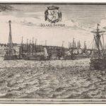 Gezicht op Vlaardingen, Joost van Geel, 1665