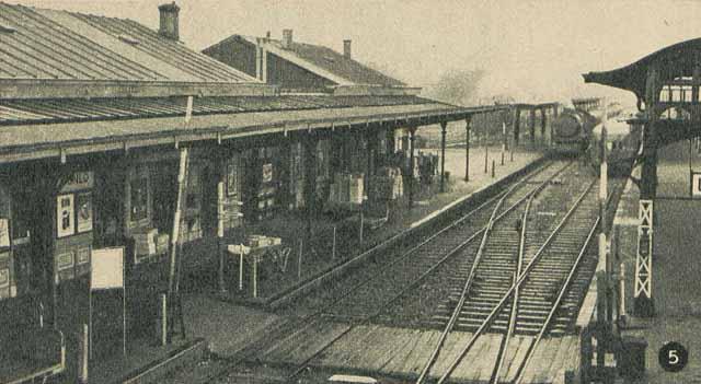 Station Venlo. (Foto: Gerarddrost.nl)