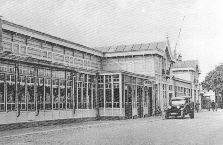 Het station van Venlo. (Foto: Hephorst.nl)