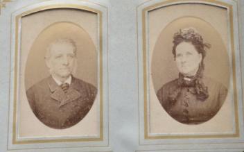 Thomas van Swijgenhoven en Joanna Virginia Vissers
